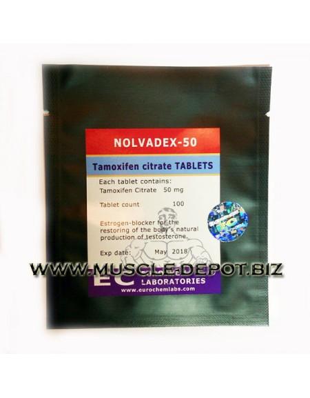 500 tabs - NOLVADEX-50  Tablets 50mg/tab