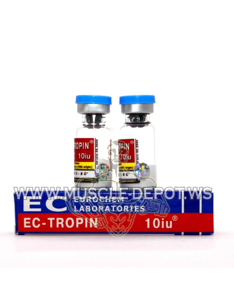 10 vials kit - EC-TROPIN 10iu/vial