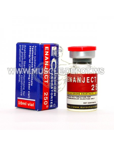 20 vials - ENANJECT 10ml 250mg/ml