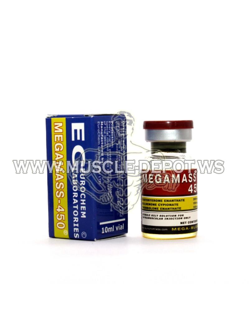 MEGAMASS-450 10ml 450mg/ml
