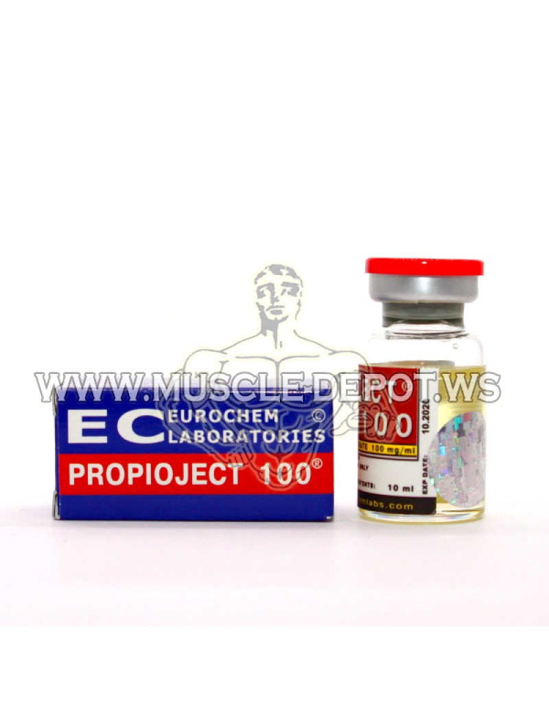 8 vials - PROPIOJECT 10ml 100mg/ml