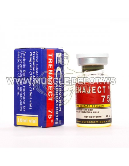 20 vials - TRENAJECT 10ml 75mg/ml